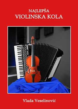Najlepša violinska kola - notni zapisi