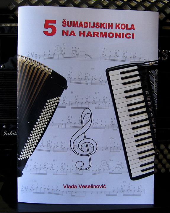 Pet sumadijskih kola na harmonici