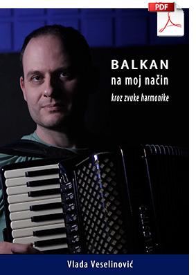 PDF Book Balkan na moj nacin