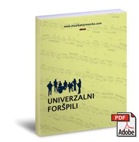 Notna zbirka Univerzalni Forspili
